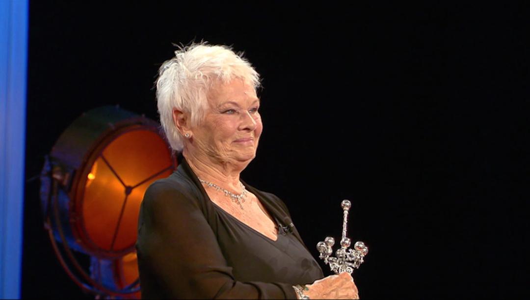 Donostia Sari-emate Gala Judi Dench  ''JUDI DENCH''