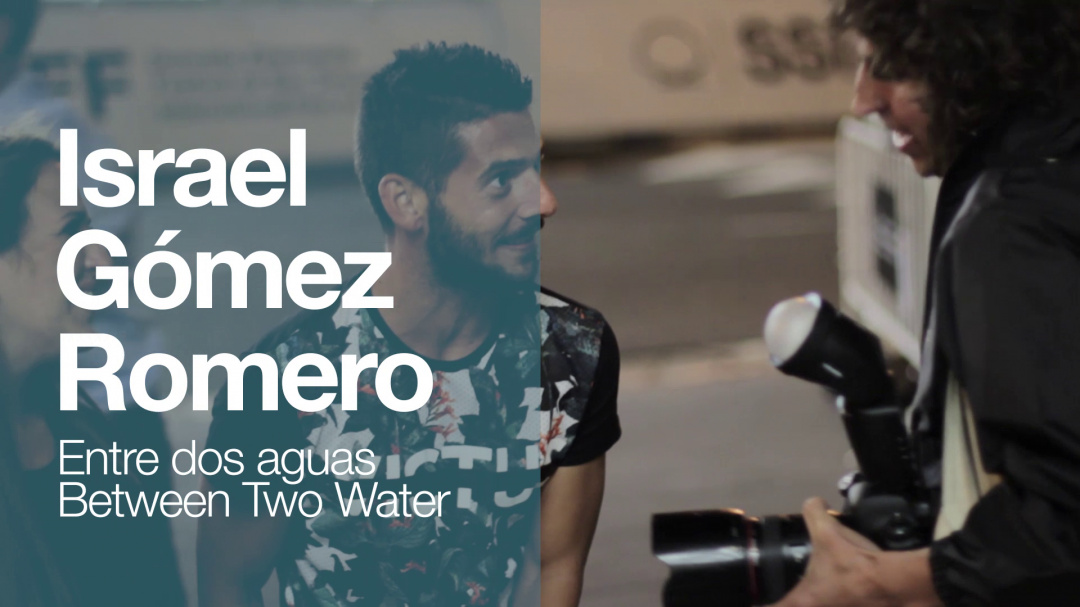 Arrival of ''ISRAEL GÓMEZ ROMERO'' ''ENTRE DOS AGUAS'' (O.S)