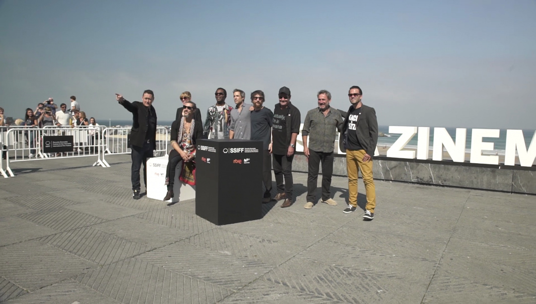 Photocall: ''BLACK IS BELTZA'' (Zinemira)