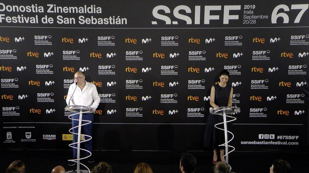 Festival de San Sebastián :: Materiales