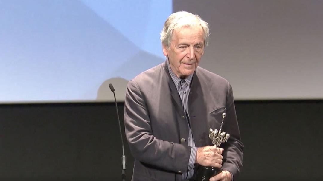 Donostia Award-giving Ceremony ''Costa-Gavras''
