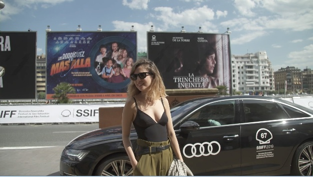 Leticia Dolera- ren iristea ''VIDA PERFECTA / PERFECT LIFE'' (Velódromo)