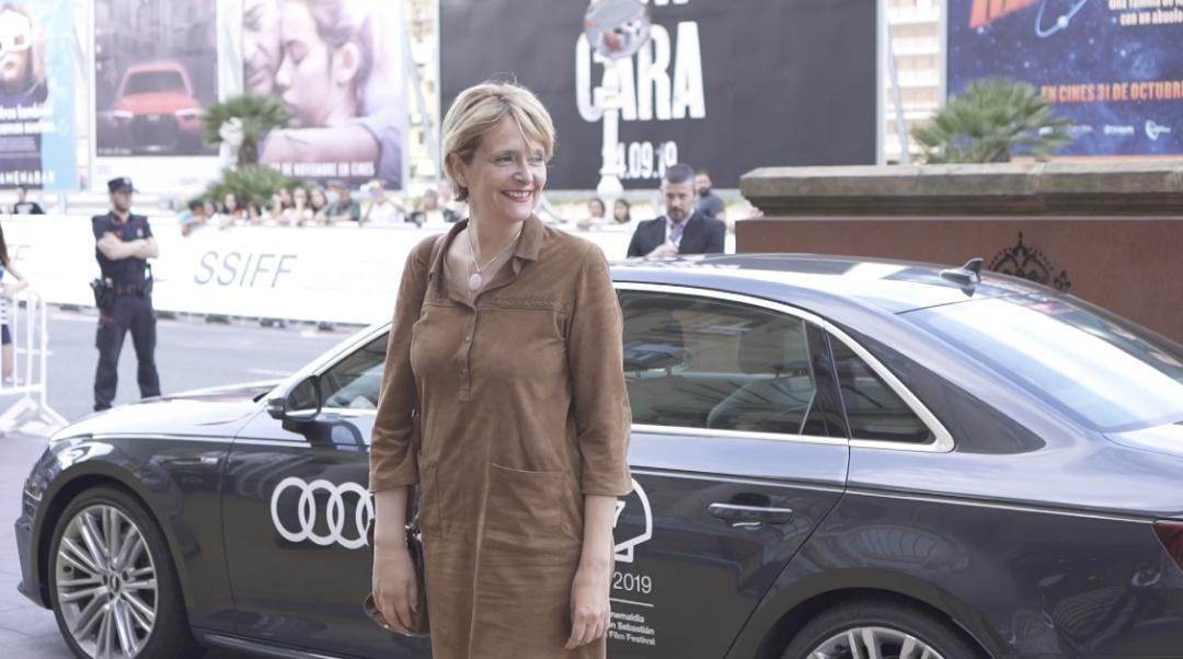 Arrival of Hinde Boujemaa ''LE RÊVE DE NOURA / NOURA'S DREAM'' (New Directors)