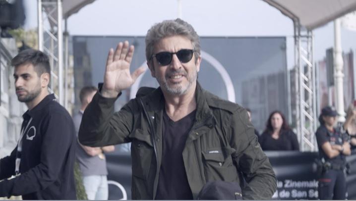Ricardo Darin-en Iristea ''LA ODISEA DE LOS GILES / HEROIC LOSERS'' (S.O)