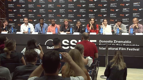 Press Conference ''PACIFICADO / PACIFIED'' (O.S)