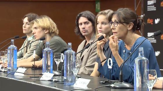Press Conference ''PATRICK'' (O.S)