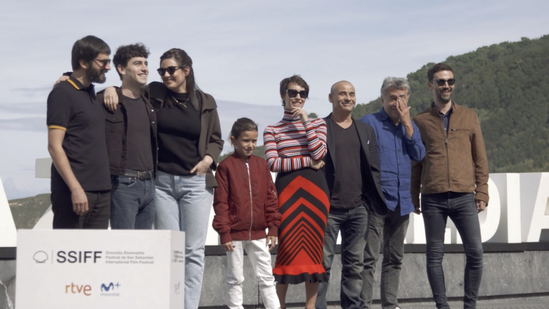 Photocall ''LA HIJA DE UN LADRON / A THIEF'S DAUGHTER'' (O.S)