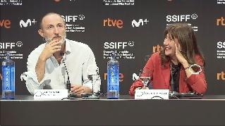 Press Conference ''THALASSO'' (O.S)