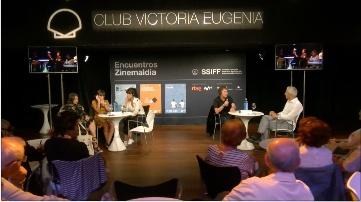 Zinemaldia Meetings 26th