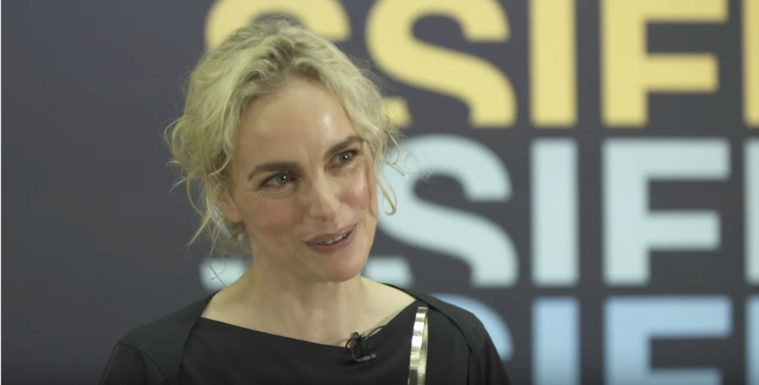 Declaraciones Nina Hoss ''DAS VORSPIEL / THE AUDITION''