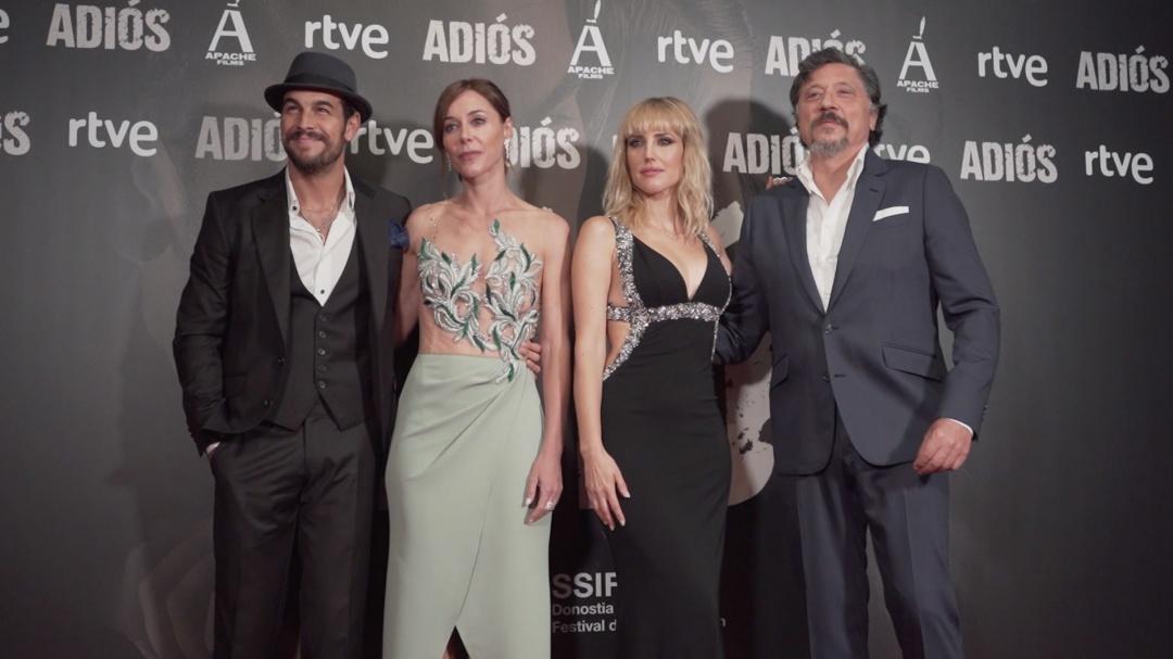 Entrevista ''Adios'' (Gala RTVE)