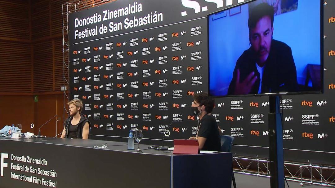 Press Conference ''ÉTÉ 85 / SUMMER OF 85'' (Official Selection)