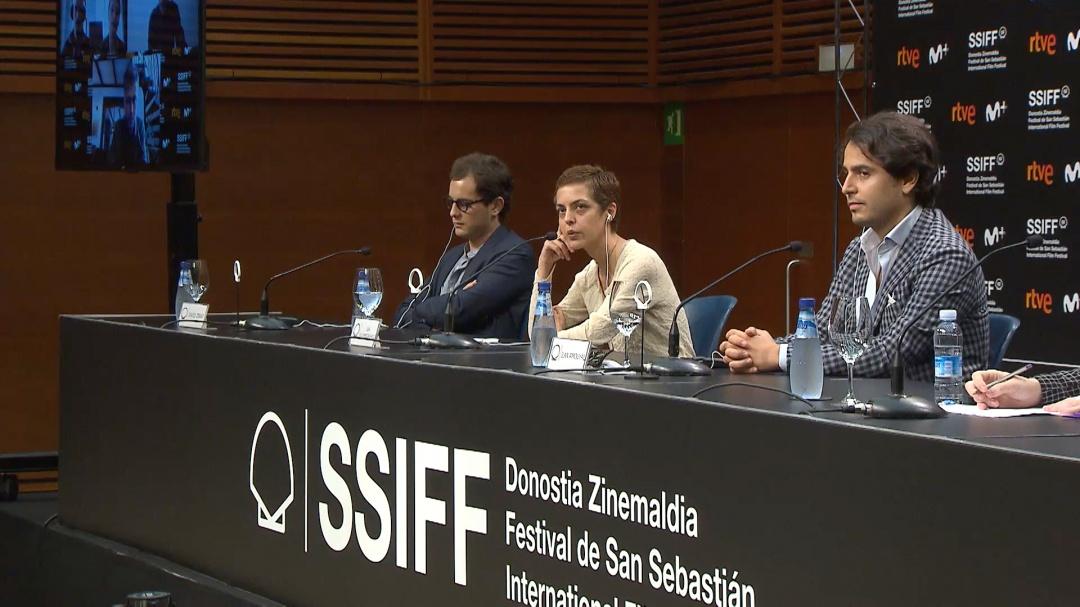 Press Conference ''DASATSKISI / BEGINNING'' (O.S.)