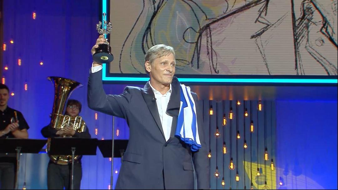 Gala de entrega del Premio Donostia a VIGGO MORTENSEN