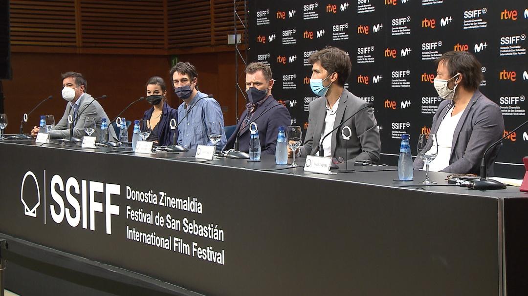 Press Conference ''AKELARRE'' (O.S.)