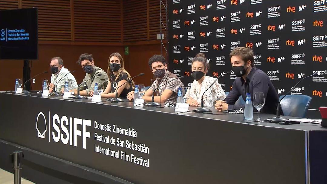 Press Conference ''EL VERANO QUE VIVIMOS'' (C.G.)