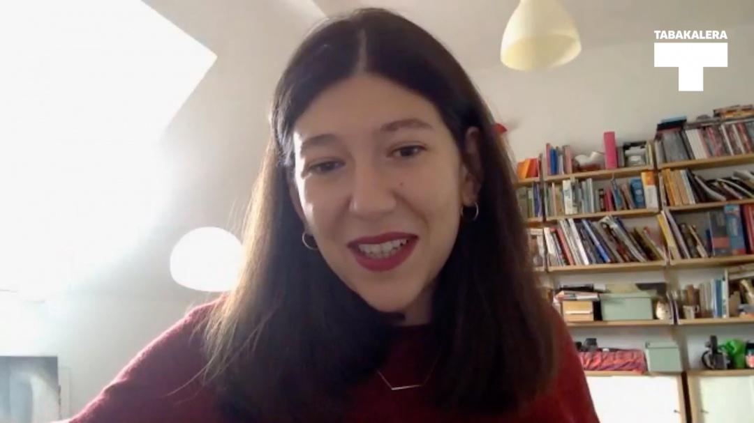 Interview to Mila Zhlutenko ''BINOKL / OPERA GLASSES'' (Nest)