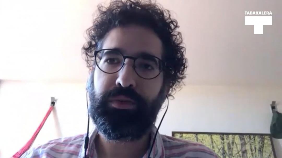 Otávio Almeida-ri elkarrizketa ''LOS NIÑOS LOBO/THE WOLF KIDS'' (Nest)