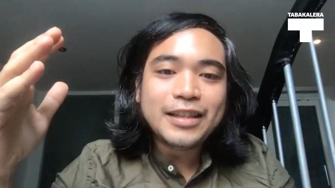 Interview to Rafael Manuel ''FILIPIÑANA'' (Nest)