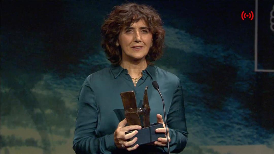 Gala del Cine Vasco  - Premio Zinemira ''Sara Bilbatua''