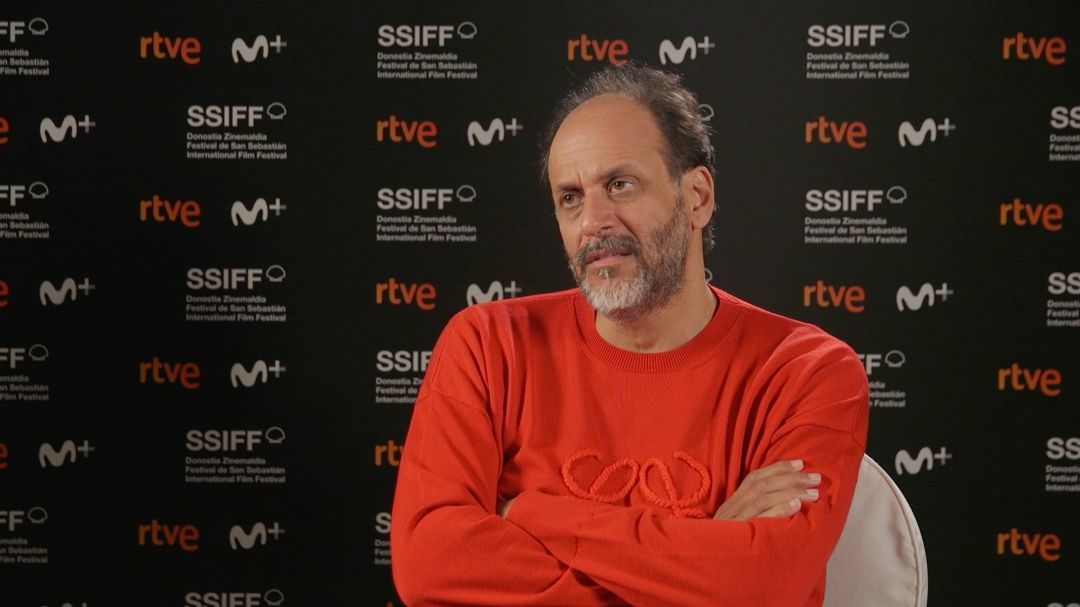 Interview to Luca Guadagnino ''WE ARE WHO WE ARE'' (O.S.)