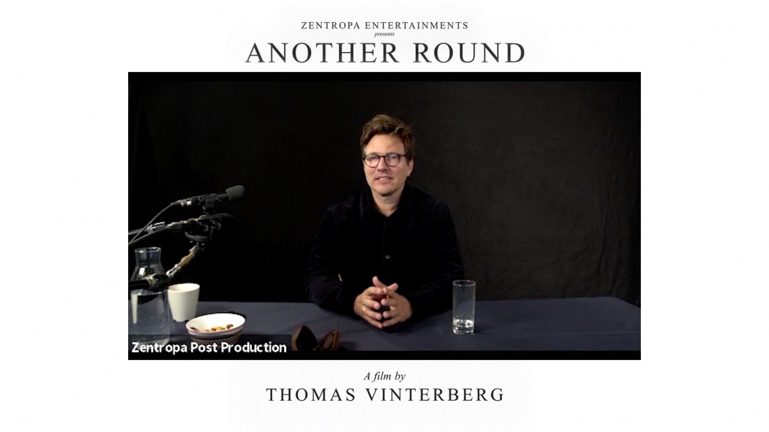 Interview to Thomas Vinterberg ''DRUK / ANOTHER ROUND'' (S.O.)