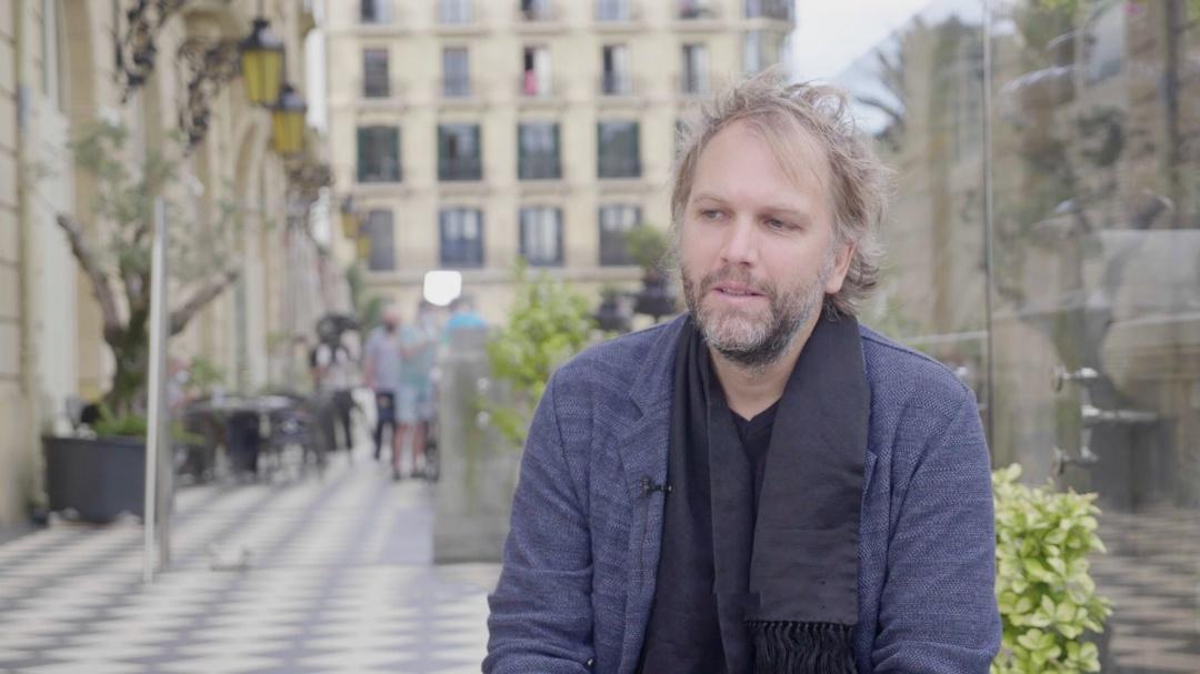 Florian Zeller-ri elkarrizketa ''THE FATHER'' (Perlak)
