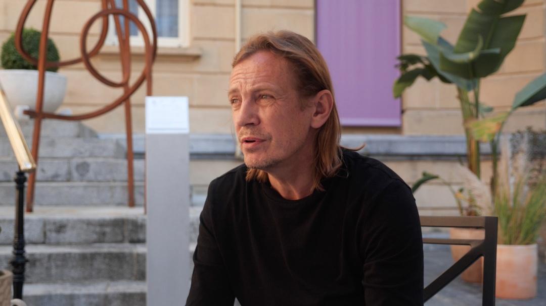 Interview to Šarūnas Bartas ''Sutemose'' (SO) #68SSIFF