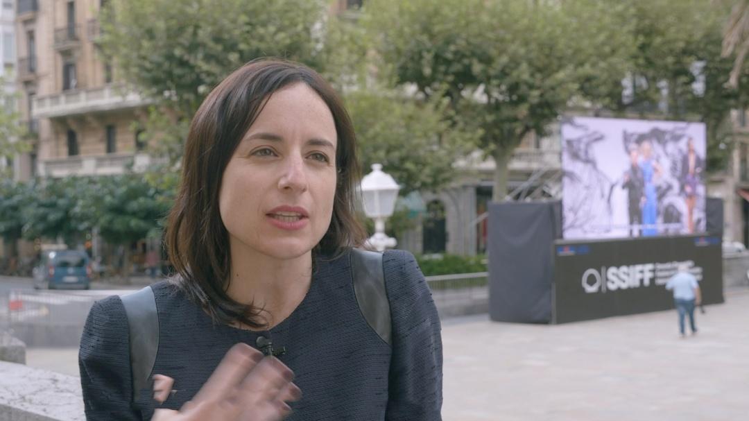 Maite Alberdi-ri elkarrizketa ''EL AGENTE TOPO'' (Perlak)