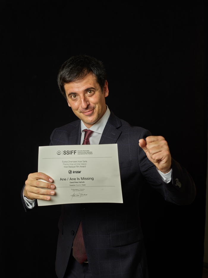 ''ANE / ANE IS MISSING'' - DAVID PÉREZ SAÑUDO (ESPAINIA)