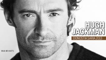 Hugh Jackman aktoreak jasoko du Donostia Saria Zinemaldiaren 61. edizioan