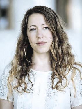 La cineasta premiada, Pilar Palomero.