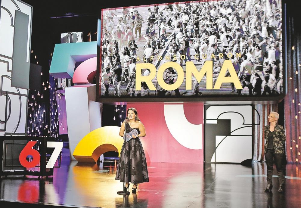 The Mexican producer, Gabriela Rodríguez, receives the FIPRESCI Grand Prix.