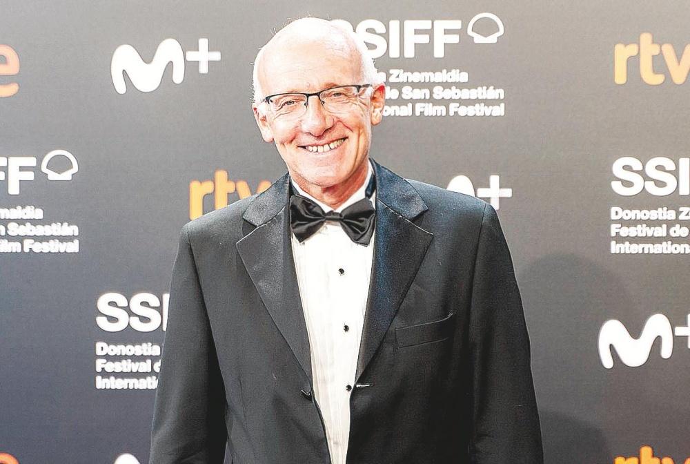 El embajador de Canadá, Matthew Levin, asistió a la inauguración del Festival.