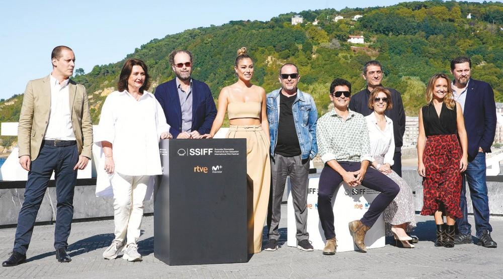 El elenco de El verano que vivimos.