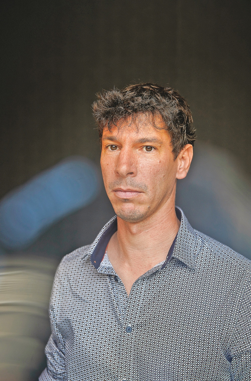 Loïc Legrand zuzendaria.
