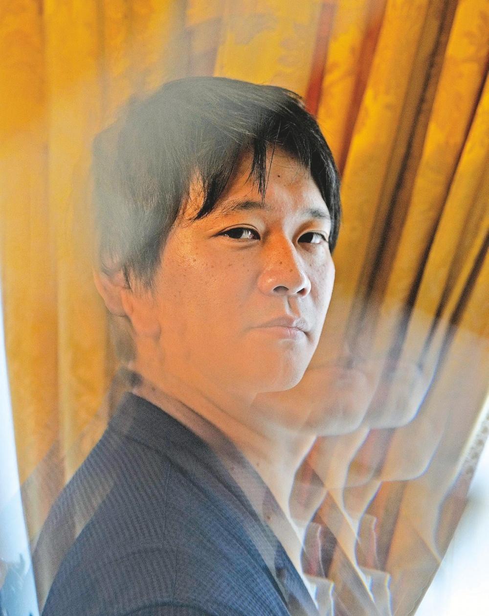 El director del film, Takashi Watanabe.
