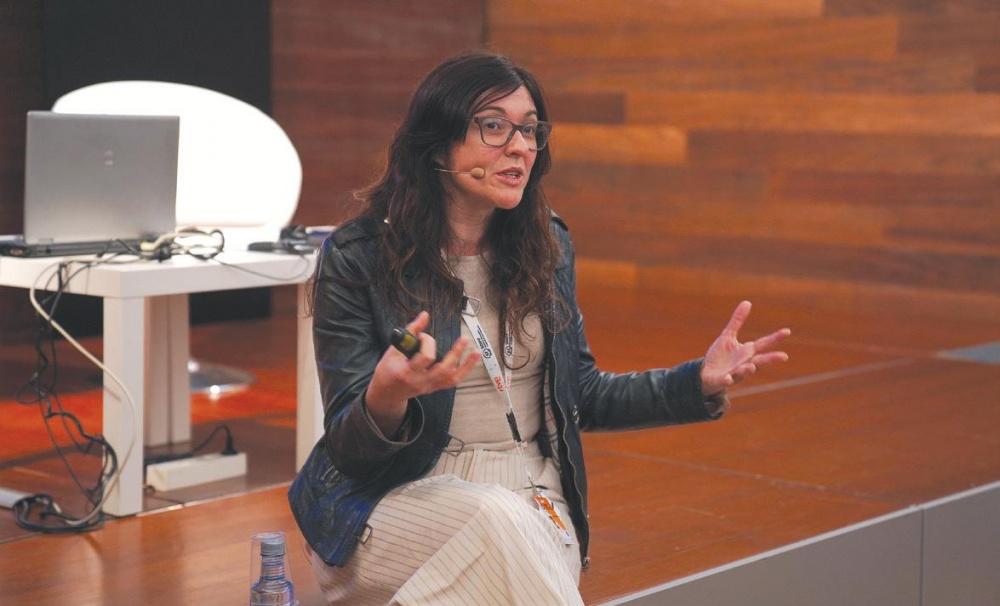 Paula Gastaud de Sofa Digital.