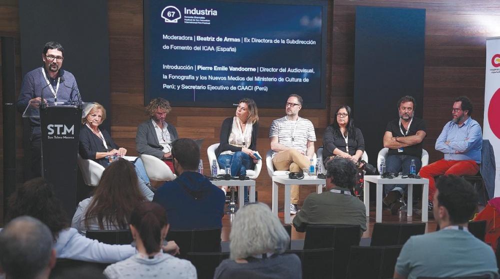 Pierre E. Vandoorne, Beatriz de Armas, Santiago Ilundáin, Agustina Chiarino, Diego Dubcovsky, Enid Campos, Enrique López Lavigne y Pablo Cruz.