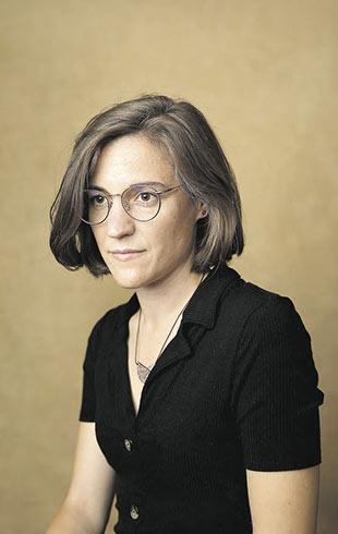 Carla Simón, codirectora de Correspondencia