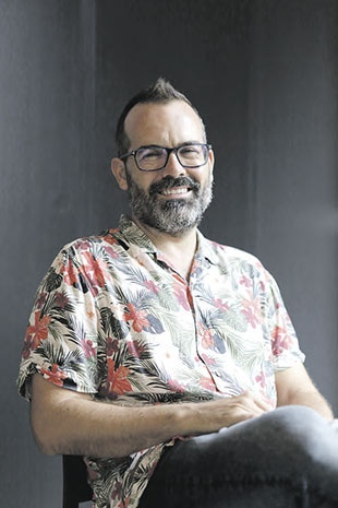 Óscar Bernàcer, director del documental.