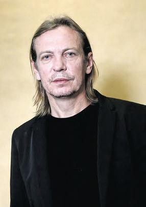 Šarūnas Bartas lituaniar zuzendaria.