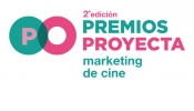 The San Sebastian Festival marketing team, finalist in the 2nd edition of the Proyecta film marketing Awards