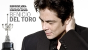 Benicio del Toro to receive the Donostia Award at the 62nd edition of the San Sebastian Festival