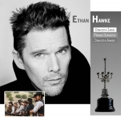 Ethan Hawke to receive a Donostia Award at the 64th edition of the San Sebastian Festival