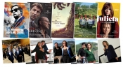 Five films presented at the 64th edition of the San Sebastian Festival rack up 35 Feroz Award nominations