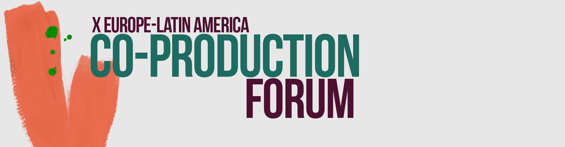Europe-Latin America Co-Production Forum