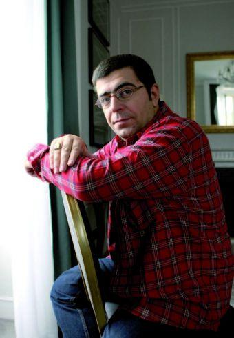 Majid Barzegar, director de Parviz