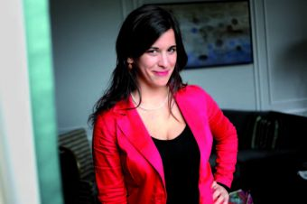 La realizadora uruguaya Alicia Cano. (Iñigo Ibáñez)