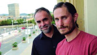 Karim Aïnouz (director) y Clemens Schick (actor) presentarán esta tarde su película.